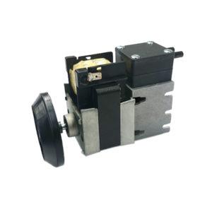 Pompe à vide à Membrane Air/Gaz mono-étagée pour échantillonnage et pressurisation