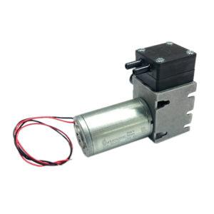 Pompe à vide à Membrane Air/Gaz mono-étagée pour échantillonnage et transfert